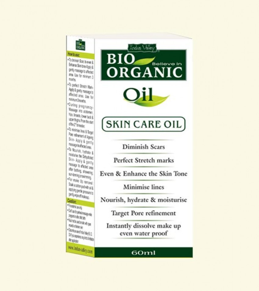 Indus Valley BIO Organic Skin Care Oil