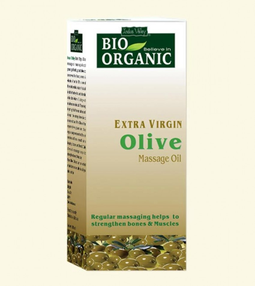 BIO Organic Extra Virgin Olive Massage Oil