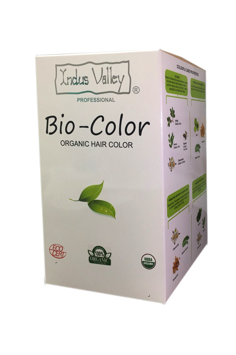 Indus Valley Professional Bio Hair Colour
