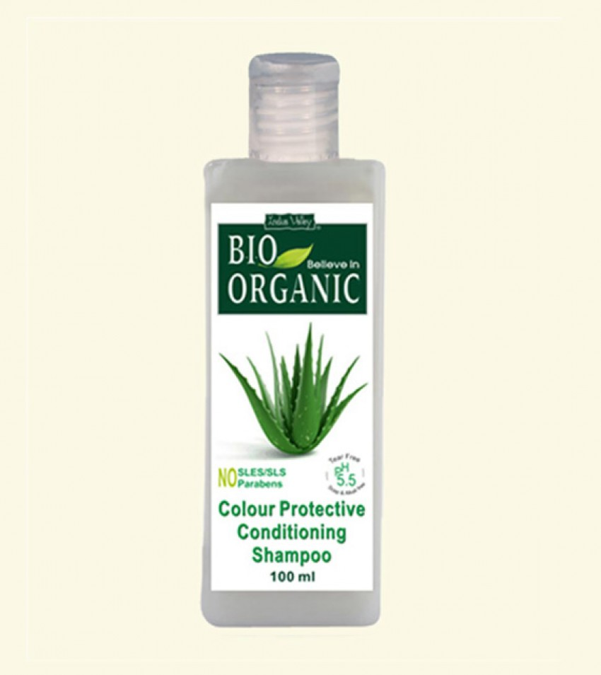 Indus Valley BIO Organic Colour Protective Conditioning Shampoo