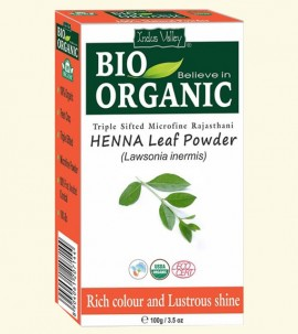 Indus Valley Henna Leaf Powder
