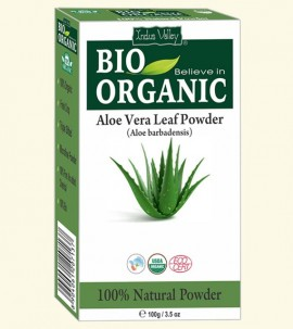 Indus valley Bio Organic Aloevera Powder