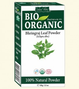Indus valley Bio Organic Bhringraj Powder