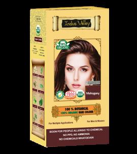 100% Botanical Hair Colour Mahogany