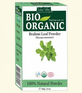 Indus valley Bio Organic Brahmi Powder