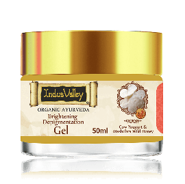 Indus Valley Cow Yogurt & Honey Brightening Depigmentation Gel
