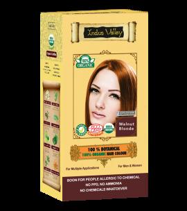 100% Botanical Hair colour Walnut Blonde