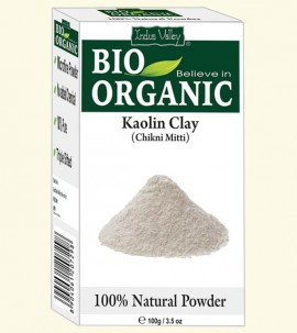Indus Valley Bio Organic Kaolin Clay