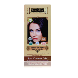 100% Botanical Hair Colour Noir  Doux