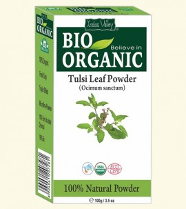 Indus valley Bio Organic Tulsi Powder