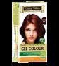 Natural Organic Gel Hair Colour Burgundy 3.6