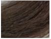 soft black botanical  hair color