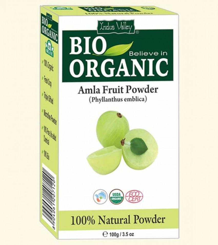 Indus valley Bio Organic Amla Powder