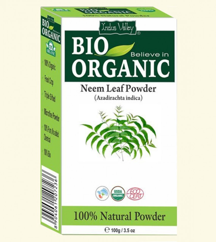 Bio Organic Neem Powder