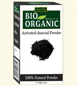 Indus Valley Bio Organic Charcol Powder