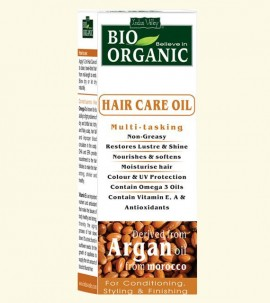 Indus Valley Bio Organic Moroccan Argan Hair