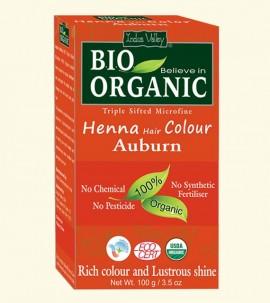 Indus valley Henna Hair Color  Auburn