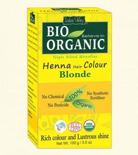 Indus valley Henna Hair Color  Blonde