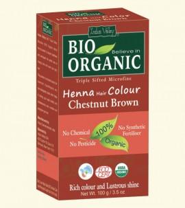 Indus valley Henna Hair Color chestnut brown