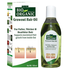 Growout Hair Oil