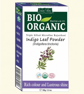 Indus Valley Indigo Leaf Powder