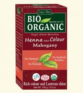 Indus valley Henna Hair Color Mahogany