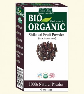 Indus valley Bio Organic Shikakai Powder