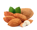 Almond oil has antioxidant properties